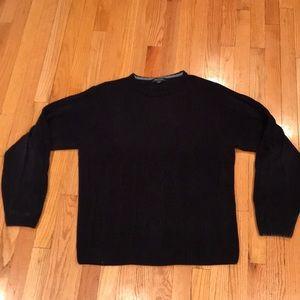 Blue nautica sweater